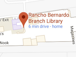 Library on a Map