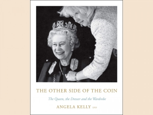 "Cover of ""The Other Side of the Coin"" about Queen Elizabeth II"