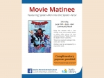 Movie Matinee--Spider-Man!