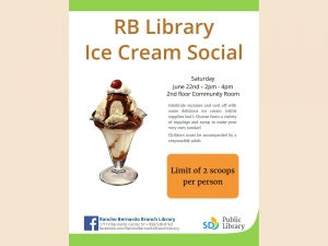 Poster for Ice Cream Social