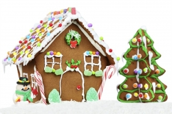 Create a Gingerbread House