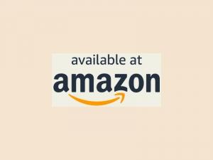 """Available at Amazon"" Logo"