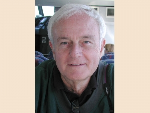 Image of Ron Pickett, Creative Writing Group Leader