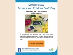 Mother's Day at the Library