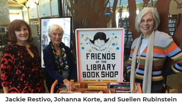December 2109 Book Sale at the Rancho Bernardo Library