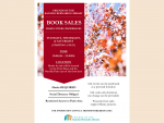 Book Sales Are Back!!!